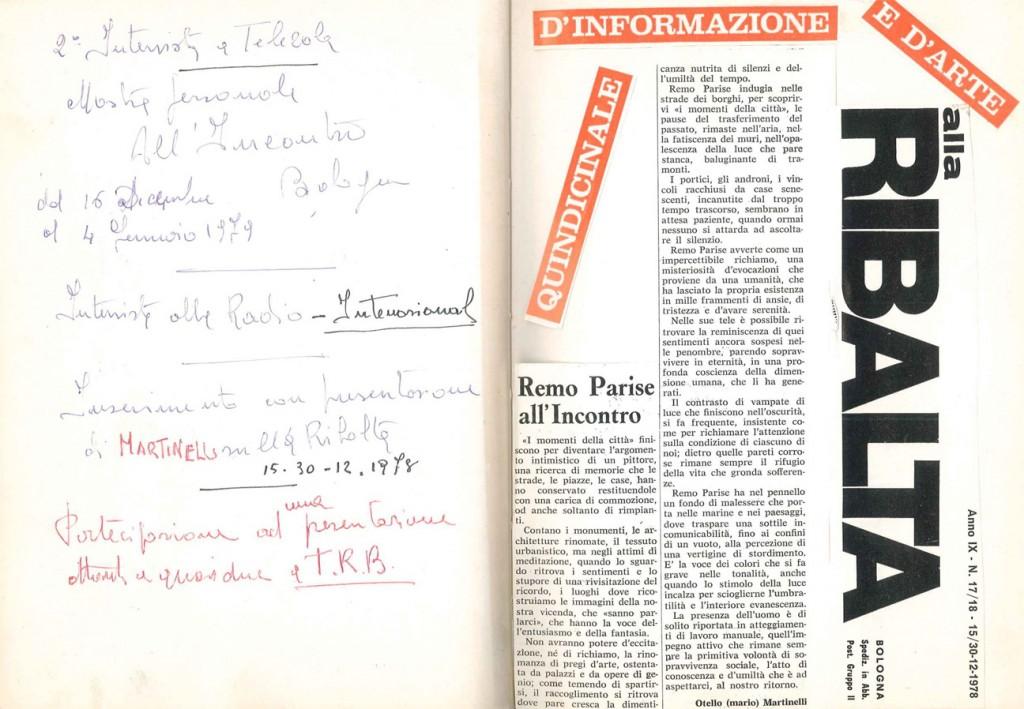 CRITICA O.MARTINELLI 15 DIC 1978